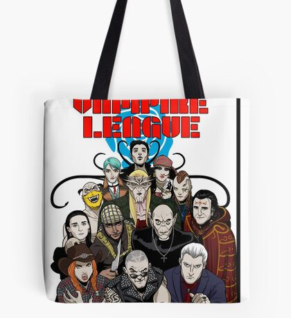 VAMPIRE LEAGUE Tote Bag