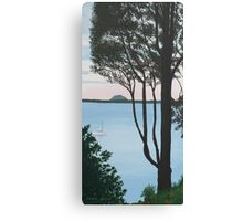 View from Omokoroa Point, New Zealand Canvas Print
