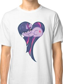 Heart Of Twilight Sparkle Classic T-Shirt