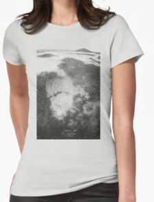 12th Doctor - Misty Mountain Womens Fitted T-Shirt