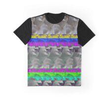 Glitchy Gloo Graphic T-Shirt