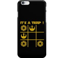 T shirt It's a Trap ! A Tic Tac Trap ! iPhone Case/Skin