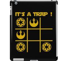 T shirt It's a Trap ! A Tic Tac Trap ! iPad Case/Skin