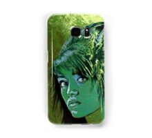 greenlady Samsung Galaxy Case/Skin