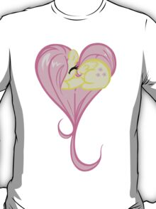 Heart Of Fluttershy T-Shirt
