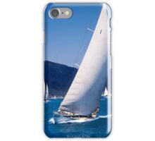 Sailing Whitsundays - Solo circa 1984 iPhone Case/Skin