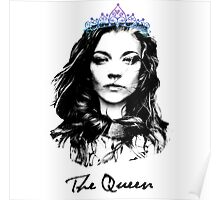 Natalie Dormer / The Queen Poster