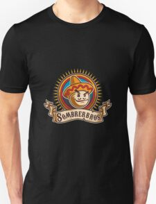 Sombrerbros! Unisex T-Shirt