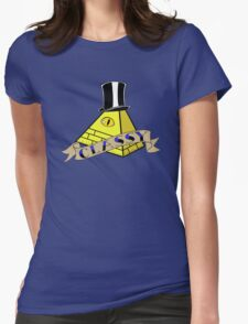 Classy Pyramid Womens Fitted T-Shirt