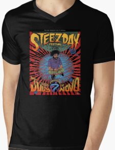 Steez day 2016 #LONGLIVESTEELO Mens V-Neck T-Shirt