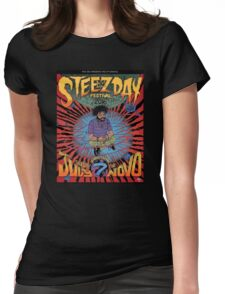 Steez day 2016 #LONGLIVESTEELO Womens Fitted T-Shirt