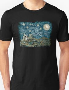 Starry Labyrinth Unisex T-Shirt