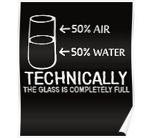 GLASS FULL Poster