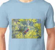 Red Parrot Unisex T-Shirt