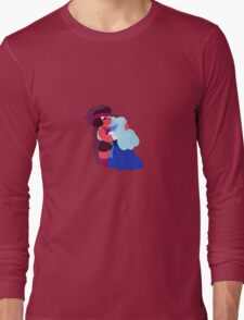 Ruby and Sapphire- Steven Universe Long Sleeve T-Shirt