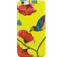 bohobirdie iPhone Case/Skin