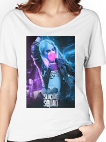 Harley Quinn  Women's Relaxed Fit T-Shirt