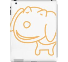 I LOVE MY DOGS_26 iPad Case/Skin