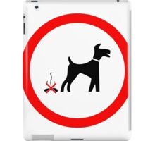 I LOVE MY DOGS_27 iPad Case/Skin