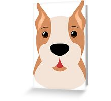 I LOVE MY DOGS_28 Greeting Card