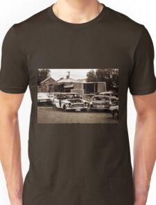 Rustic Cars Unisex T-Shirt