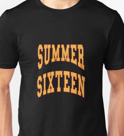 SUMMER SIXTEEN DRAKE Unisex T-Shirt