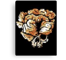 Clicker Skull - The Last of Us Canvas Print