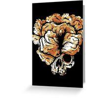 Clicker Skull - The Last of Us Greeting Card