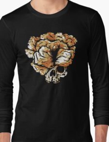 Clicker Skull - The Last of Us Long Sleeve T-Shirt