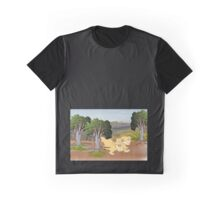On the look Out for Mum (2003 Views) Graphic T-Shirt