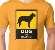 I LOVE MY DOGS_30 Unisex T-Shirt