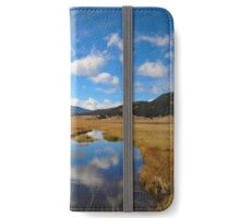 New Mexico Landscape Photographic Print iPhone Wallet/Case/Skin