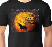 WOLF ENCOUNTER Unisex T-Shirt
