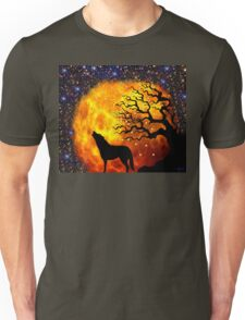 WOLF ENCOUNTER Unisex T-Shirt