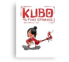 Kubo Movie Animasi 2016 Canvas Print