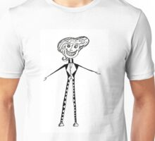 The Brink of Insanity Unisex T-Shirt