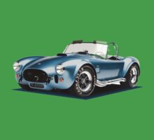 1965 Shelby  2422 One Piece - Short Sleeve