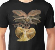William Blake: The Great Red Dragon 2 Unisex T-Shirt