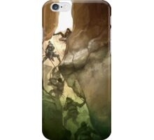 Chasm Fighters iPhone Case/Skin