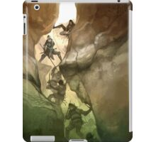 Chasm Fighters iPad Case/Skin
