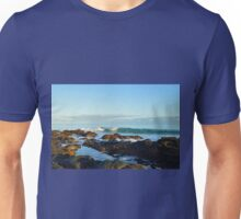 Winter Carrickalinga Beach Unisex T-Shirt