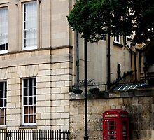 Telephone Booth by doval
