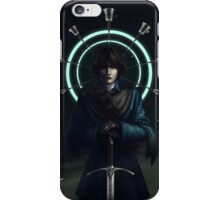 Abhorsen Sabriel iPhone Case/Skin