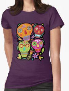Skulltastic Womens Fitted T-Shirt