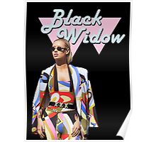 Iggy Azalea / Black Widow Poster