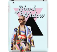 Iggy Azalea / Black Widow iPad Case/Skin