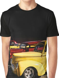 Stop Light - Hot Rods Graphic T-Shirt