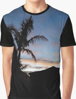 Dusky Suburb Graphic T-Shirt