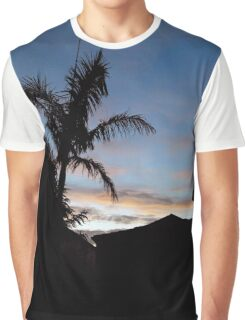 Dusky Suburb Graphic T-Shirt