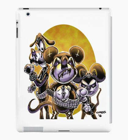 Deth Metal Disney iPad Case/Skin